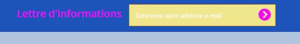Modification des couleurs du bloc lettre d'information du footer pour prestashop 1.6